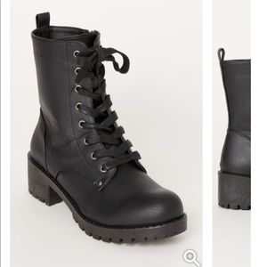 Rue21 Combat Boots